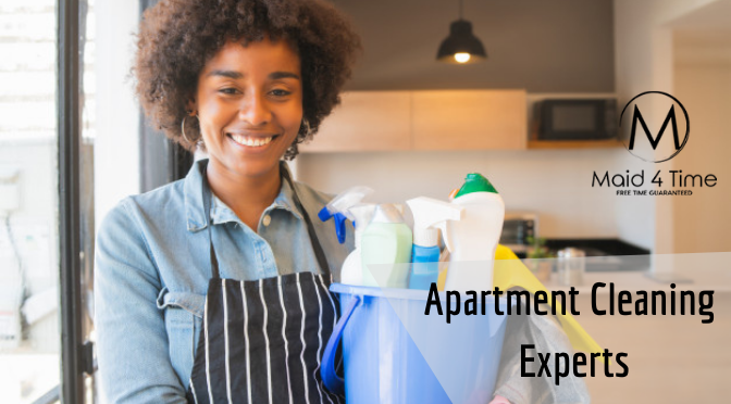 How Apartment Cleaning is carried out perfectly by the Experts?